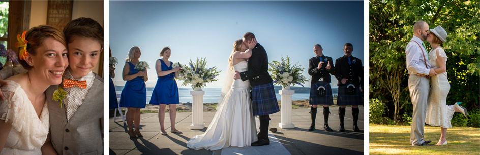Wedding Photography in Gig Harbor, Washington